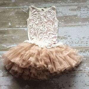 Ooh! La, La! Couture Floral Dress